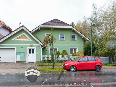 """""""Großes Einfamilienhaus für 2 Familien nähe Wien zu kaufen!"""""""
