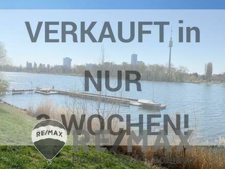"""""""Video vorhanden! Jetzt Ihre Wunschimmobilie ONLINE besichtigen! - Blick zur oberen Alten Donau!"""""""