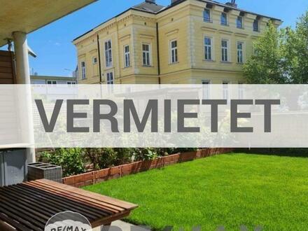 """""""City-Garten-Wohnung"""""""