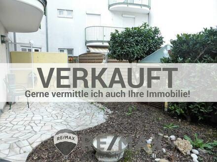 """""""VERKAUFT - Wunderschöne 4 Zimmer Wohnung mit Garten und Garage"""""""