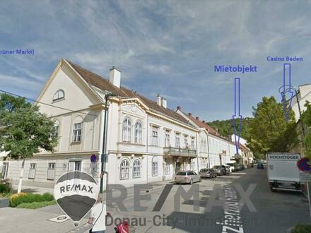"""""""Mini-Mietobjekt zum kleinen Preis - Zentrum Baden!"""""""