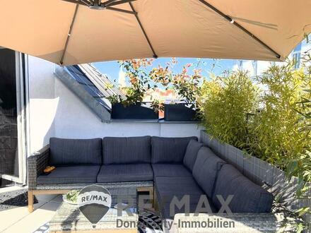 """""""Traum-DG-Wohnung mit Panoramaterrasse"""""""