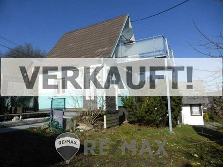 """""""Kleingartenhaus mit Grundstück im Eigentum im Kleingartenverein Wolfersberg!"""""""