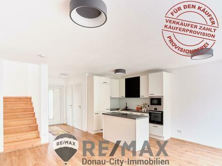 """""""PROVISIONSFREI - Smart Home Niedrigenergie-Atriumreihenhäuser im Zentrum! - NUR noch 4 Häuser verfügbar!"""""""