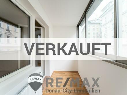 """""""frisch renovierte 4-Zimmer-Neubauwohnung mit Loggia - U1 Reumannplatz"""""""