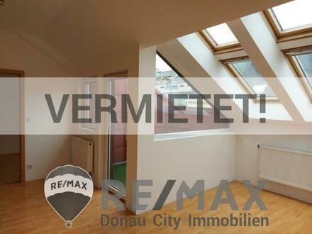 """""""Dachgeschoß-Terrassen-Hit!"""""""