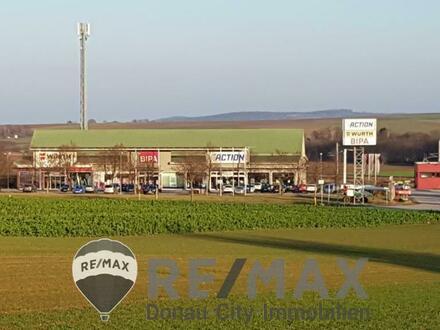 """""""Geschäftslokal im Fachmarktzentrum am nördlichen Rand von Hollabrunn in einem bestehenden Gewerbegebiet"""""""