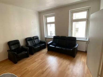 ruhige 2-Zimmer-Wohnung nähe Reumannplatz