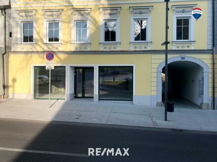 Zentrale Geschäftsfläche in Waizenkirchen