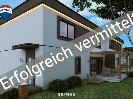 """BAUSTART bereits erfolgt! TOP - Doppelhaushälfte mit Blick über die """"Sternenstadt"""" Peuerbach"""