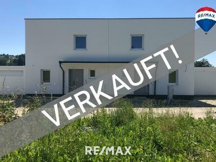 NEUBAU Doppelhaushälfte in Scharten