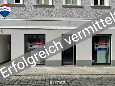 TOP-Geschäftsfläche in DER Einkaufsstraße von Eferding