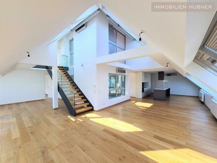 Summer-Highlight: Exklusive DG-Wohnung mit 3 Terrassen - unbefristet