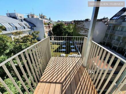 ERSTBEZUG!!! Hofseitig und ruhig! Brandneue 2-Zimmer-Wohnung mit 4m² Balkon!!!