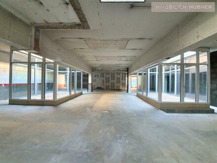NEU ERRICHTETES GESCHÄFTSLOKAL NÄHE LUGNER CITY - (NUR € 1750,--/m²)