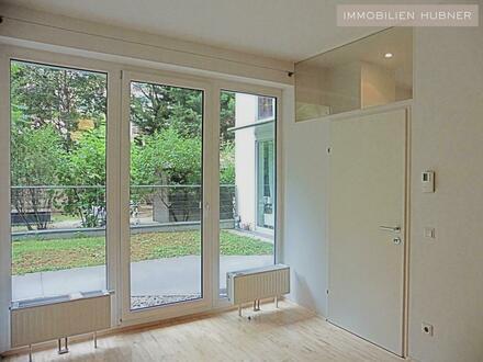 LOFTartige, ruhige Terrassenwohnung in der Kaiserstraße! Architektenhaus!