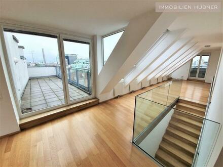 HOHER MARKT: Traumhafte Terrassenwohnung mit fantastischem Fernblick inkl. Stephansdom