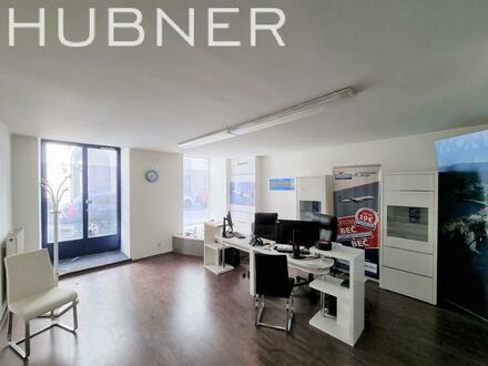 Geschäftslokal und Büro auf 2 Etagen (Nettomiete)