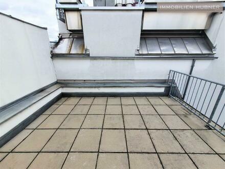 Wunderschöne DG-Terrassenwohnung in Traumlage - U2 und U4 Nähe!!