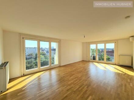 7. OG!!! Helle Neubau-Wohnung mit tollem Blick nahe 1.Bezirk!