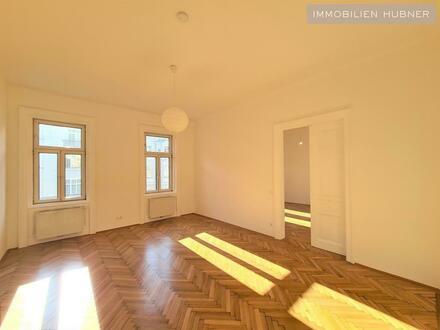 Alser Straße: unbefristete 3-Zimmer Altbauwohnung