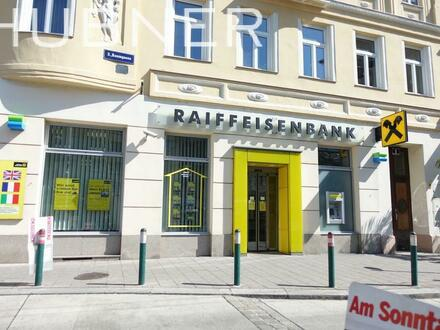 Landstraßer Hauptstraße, Apostelgasse: Erdgeschoss-Fläche