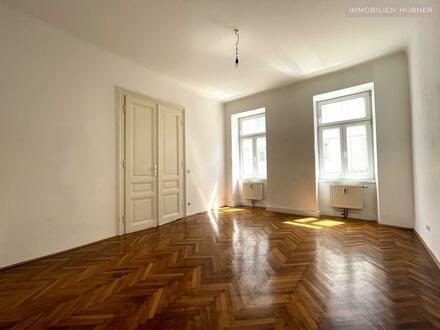 UNBEFRISTET!!! Schicke-zentral-begehbare 3 Zimmer Wohnung mit separater Küche!