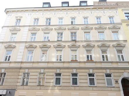3-Zimmer-DG-Wohnung mit 4,5m2 hofseitigem Balkon