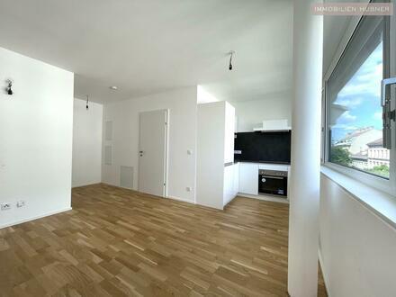 ERSTBEZUG!!! Brandneue 2-Zimmer-Wohnung!!! Top-Infrastruktur!