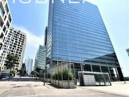 Flexible Büroflächen im ARES TOWER // Flexible office space near UNO CITY