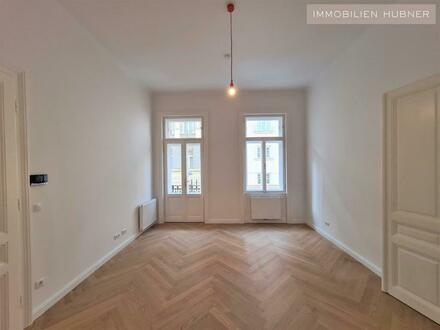 ERSTBEZUG: Unbefristete Altbauwohnung mit Balkon beim Arenbergpark - Rochusmarkt und U3 Nähe!!