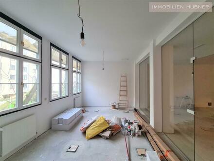 Modernes Altbau-Büro Nähe Wien Mitte - neu saniert - (Nettomiete)