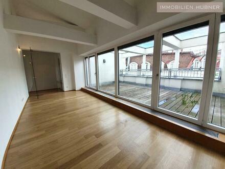 UNBEFRISTET!!! Luxus-Terrassen-Wohnung in bester Innenstadtlage