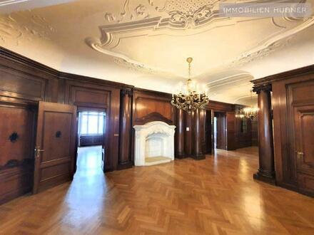 Fürstliches Büro in wunderschönem Palais - JETZT mit virtueller 3D-TOUR!!!