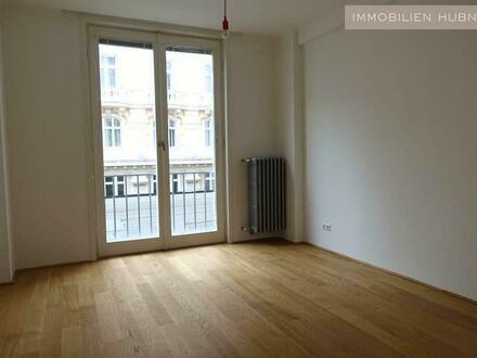ERSTBEZUG nach Generalsanierung!!! Luxus-Single-Wohnung HOCHHAUS HERRENGASSE!!!!