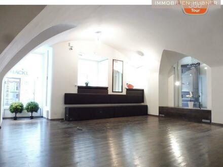 3D- Tour! Top renovierte Geschäftsfläche im Palais Erdödy-Fürstenberg nahe Kärntner Straße!