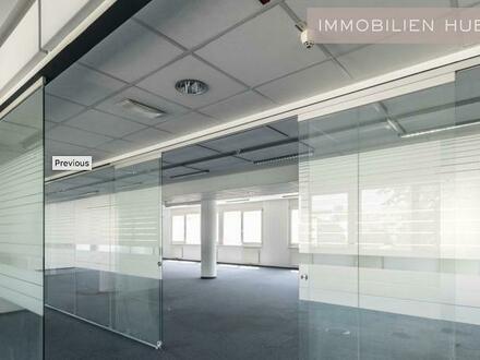 Top-ausgestattete Bürofläche (918m²) mit optimaler Infrastruktur! Tiefgarage!
