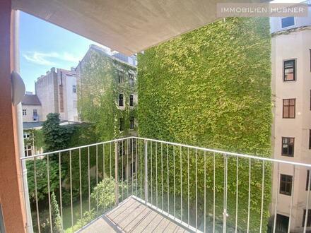 SUPER 3-Zimmer-Neubauwohnung mit Balkon!!