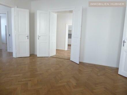 BÜRORÄUMLICHKEITEN MIT FLAIR DER JAHRHUNDERTWENDE 4 Zimmer plus Balkon und Einbauküche, UNBEFRISTET