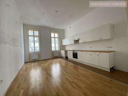 3 GROSSE Zimmer, separate Küche, TRAUMLAGE, UNBEFRISTET