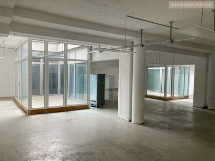 Neues Geschäftslokal im Rohbau zum selber gestalten - Nähe Lugner City