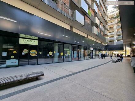 TRIENNA: Modernes Geschäftslokal mit TOP-Kundenfrequenz - S-Bahn-Station St Marx!! (Nettomiete)
