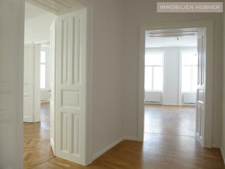 STILALTBAU NAH DER CITY-ERSTBEZUG, 4 Zimmer plus Balkon und Einbauküche
