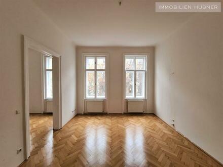 """Schicke 2-Zimmer Altbauwohnung im Margaretenhof - unbefristet - U4 Nähe """"Pilgramgasse"""""""