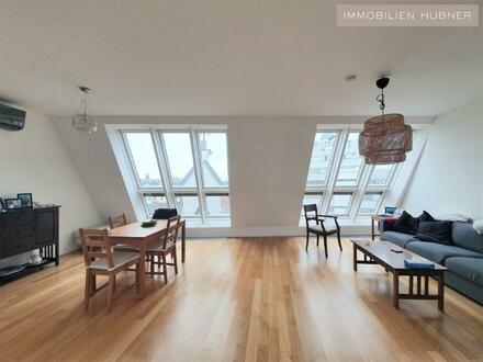 Wunderschöne, klimatisierte DG-Wohnung mit großer Dachterrasse
