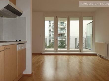 Moderne 1-Zimmer Wohnung mit Balkon in toller Lage
