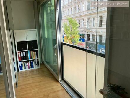 Zieglergasse: Voll-möblierte Neubau-Wohnung mit Wintergarten