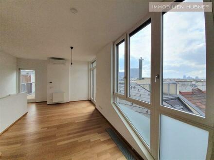 70m² TERRASSENFLÄCHE!!! Sonnige DG-Wohnung mit *WOW*-Faktor
