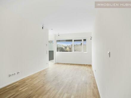 ERSTBEZUG!!! Hofseitig und ruhig! Single-Wohnung mit 4m² Balkon!!!