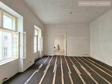 ERSTBEZUG: Generalsanierte Altbauwohnung in sehr schöner Lage - Nähe Rudolfspark - unbefristet!!
